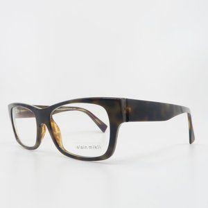 Alain Mikli Brown Tortoise Glasses A0 1320 B0H5